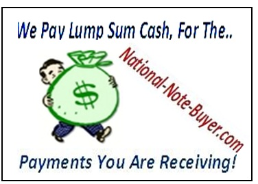we pay lump sum of cash for your payment stream