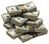 we pay lump sum of cash for the payments you are receiving